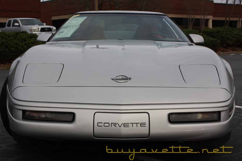 1996 Chevy Corvette Collector Edition Chevrolet Corvette C4 Corvette For Sale Chevy Corvette