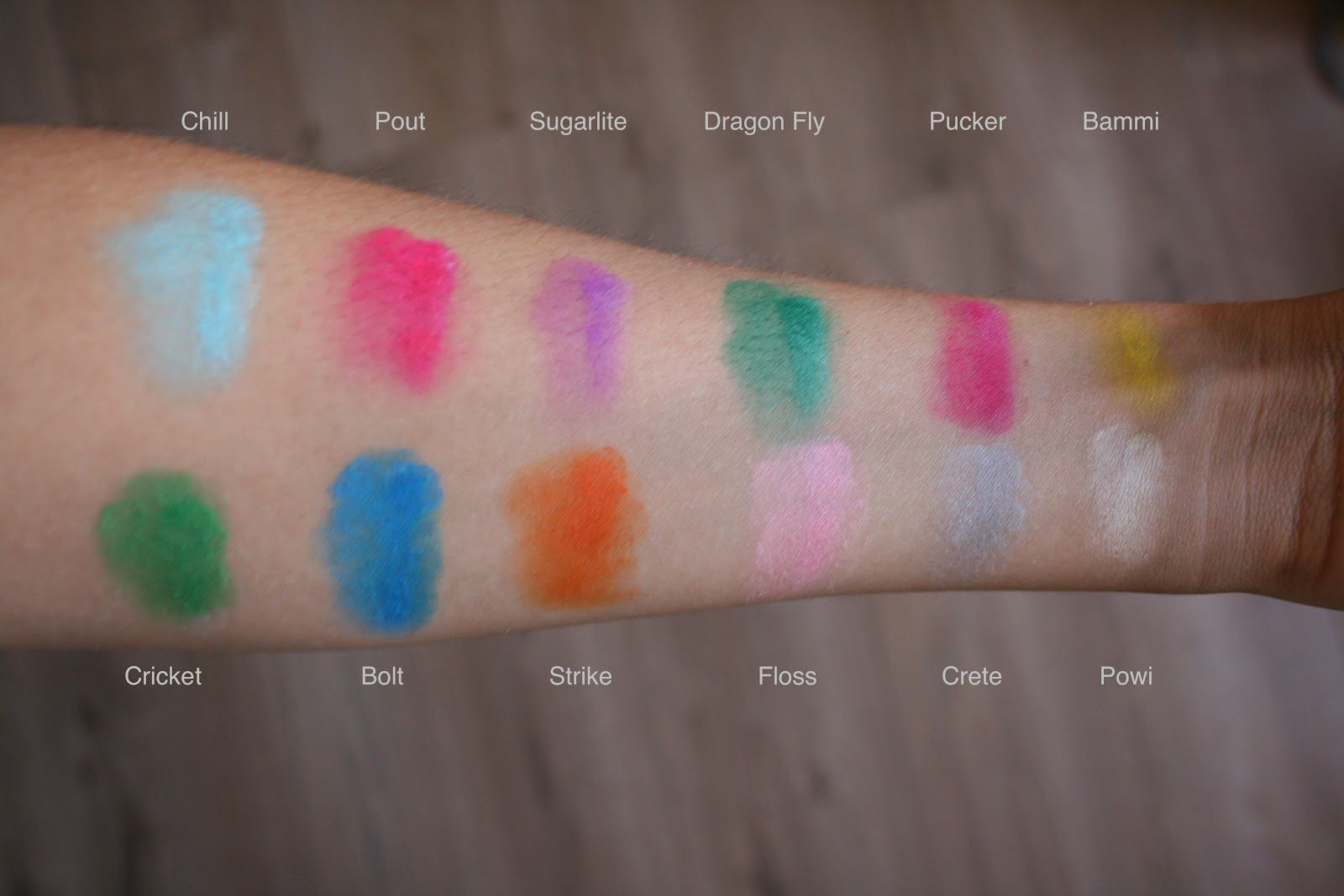 Bain De Bouche Vinaigre Sleekmakeup Swatch Ultra Mattes V1 Makeup Beauty