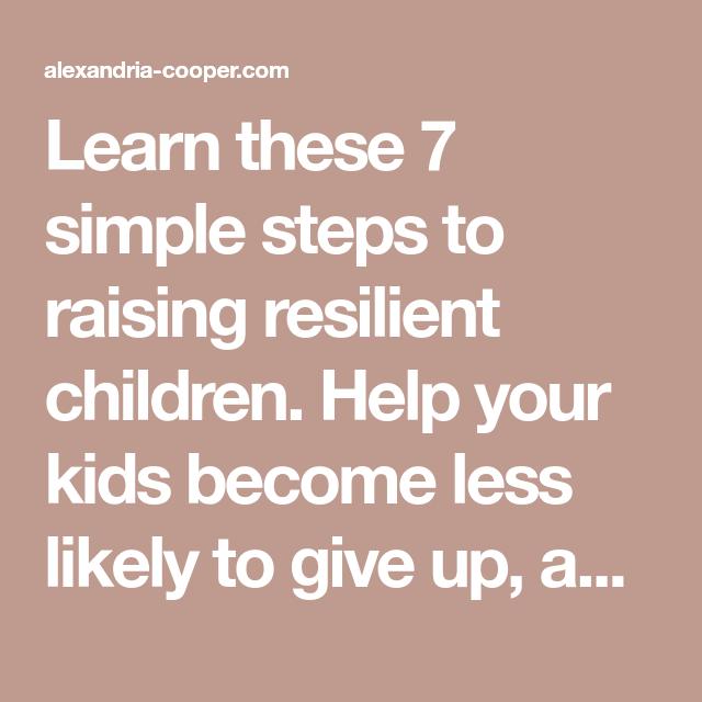 Children, Raising, Parenting