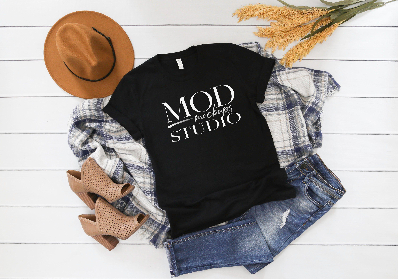 Download Women Tshirt Mockup Tee Mockup Clothing Mockups Bella Canvas Mockup Black T Shirt Mockup Tshirt Digital Mockup Tee Mockup Flat Lay Mockup Clothing Mockup Shirt Mockup Fall Shirts