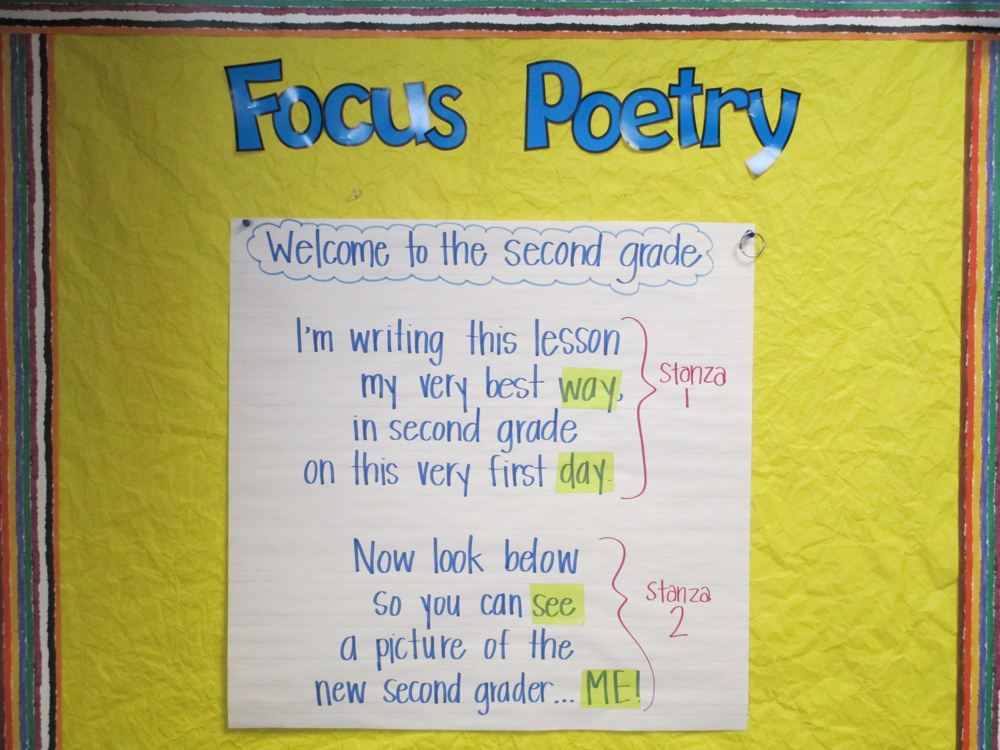 Focus Poetry Oseysis Theme Style Craft Set Up