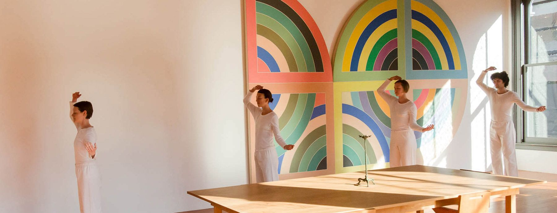 Image result for trisha brown in plain sight New york