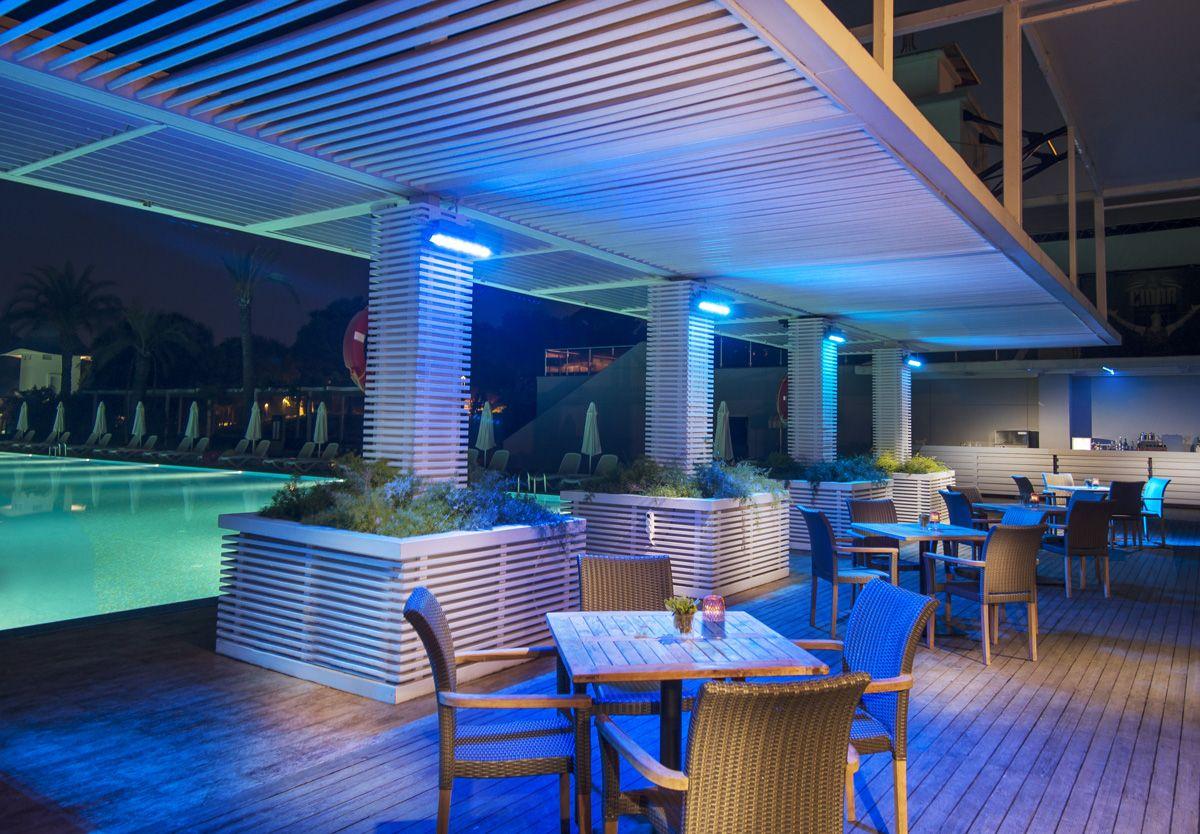 Night View Rixos Premium Belek Tasarim