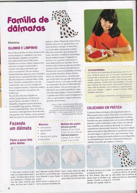 Dalmatiër vouwen met kleuters