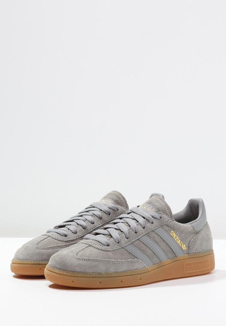 best website promo codes best shoes adidas Originals SPEZIAL - Trainers - solid grey - Zalando ...