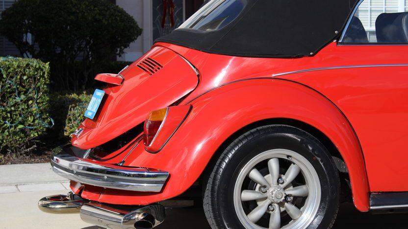 1968 Volkswagen Beetle Convertible 10 Volkswagen