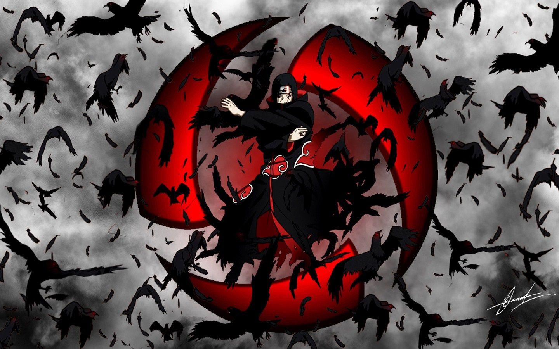 Fond Cran Manga Naruto Itachi Achblog Wallpaper Itachi Uchiha Itachi Itachi Uchiha Art