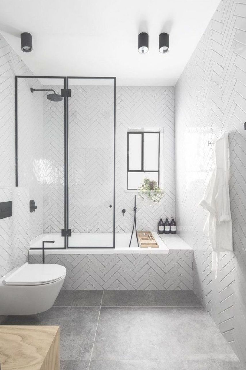 Modern Bathroom Home Design Minimal Small Bathroom Makeover Modern Bathroom Modern Bathroom Design