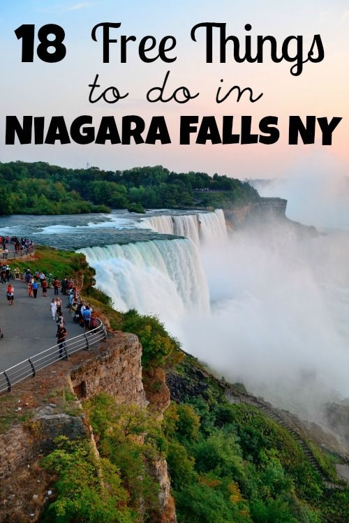 8aa08d2d2 There are 18 free things to do in Niagara Falls New York. This is one of the  most beautiful places are Earth but it shouldn t break the bank!