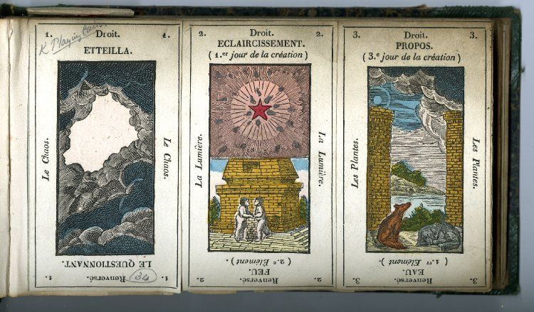 British museum image gallery print playingcard