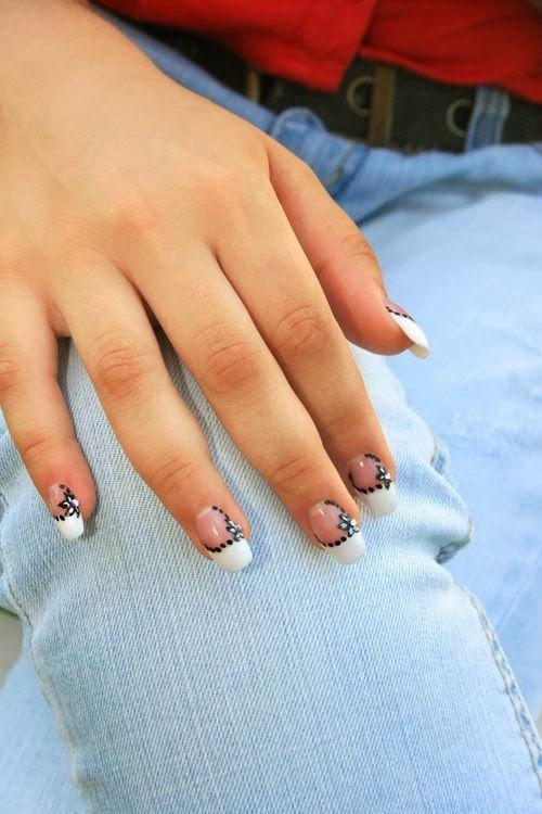 Fotos de Diseños de uñas acrílicas . La mayoría de mujeres cuidan ...