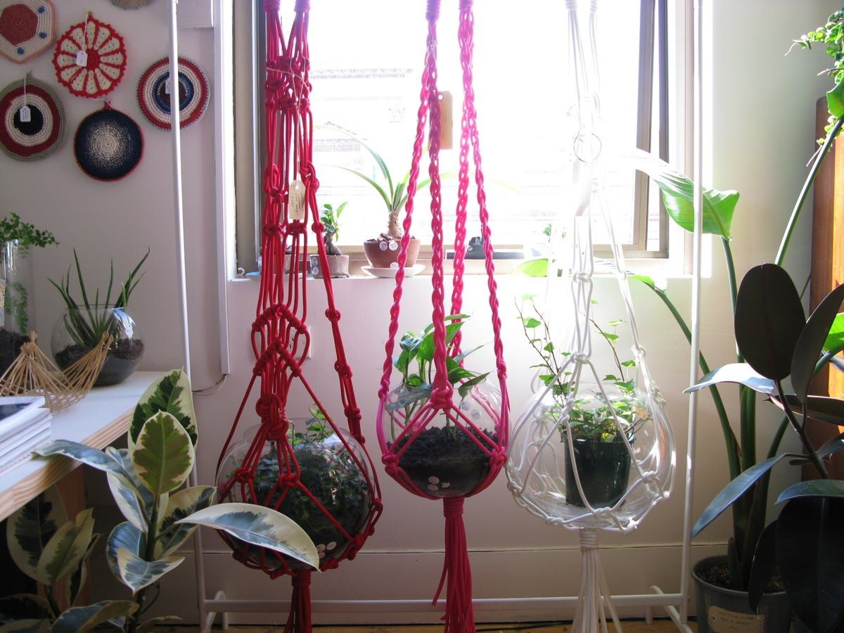 30 Macram 233 Plant Hanger Patterns Inhabit Zone