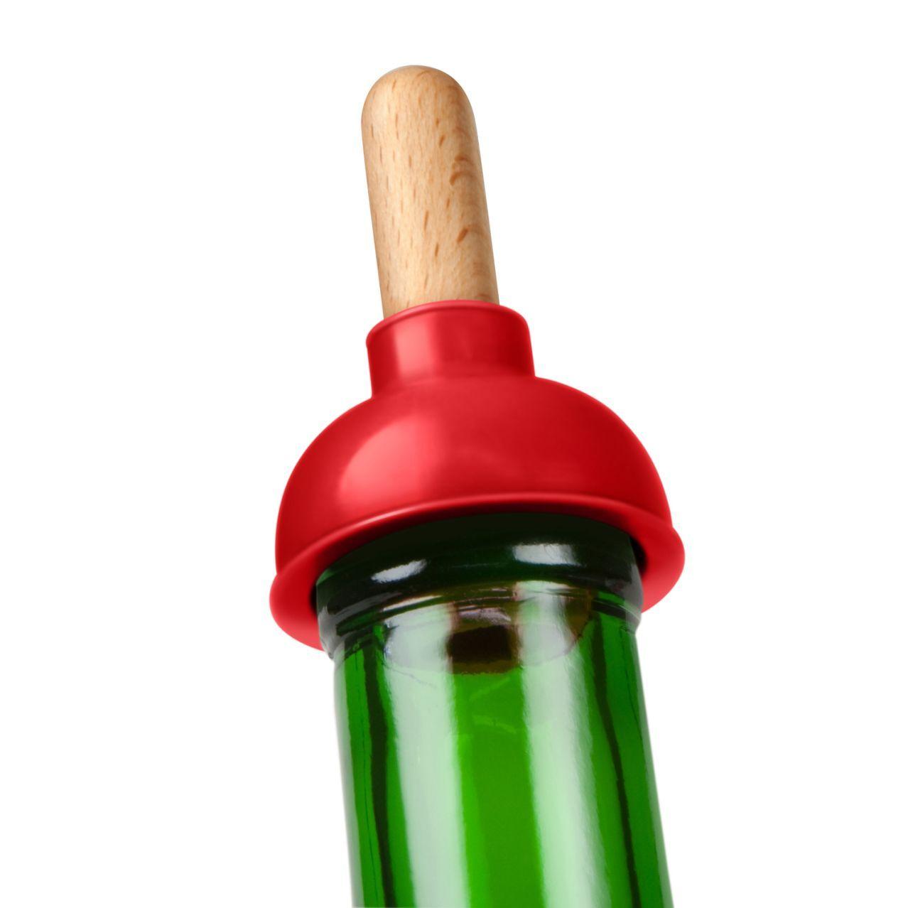 Plunge Bottle Stopper Utila Idee Invenzioni