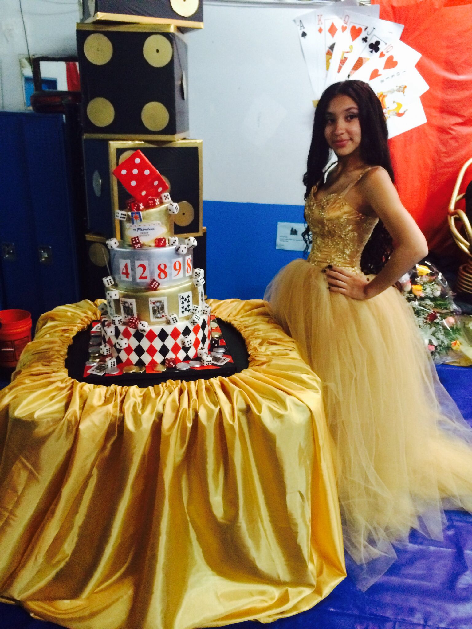 Casino sweet 16 occasion cakes sweet 16 sweet