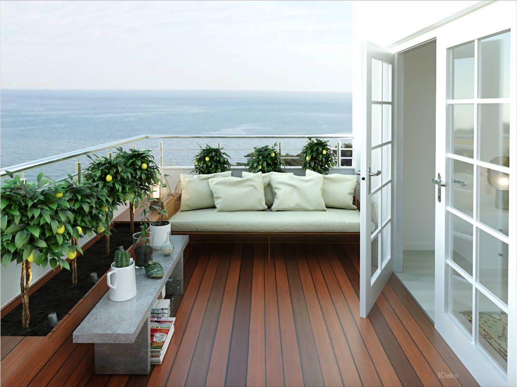 Ideas im genes y decoraci n de hogares garden for Disenos terrazas modernas fotos