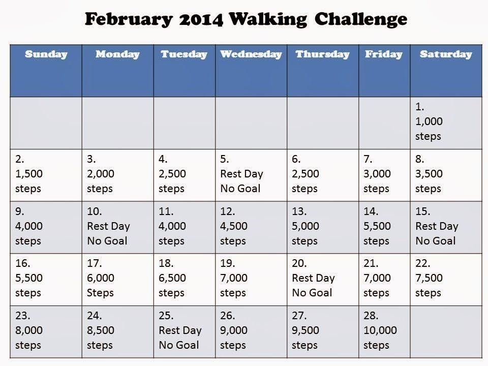 Walking Challenge   fitness challenges   Pinterest