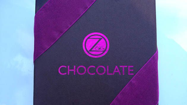 """""""The words we would use to describe Zoe's Chocolates: Delicious. Fresh. Flavorful. Creamy and dreamy."""""""