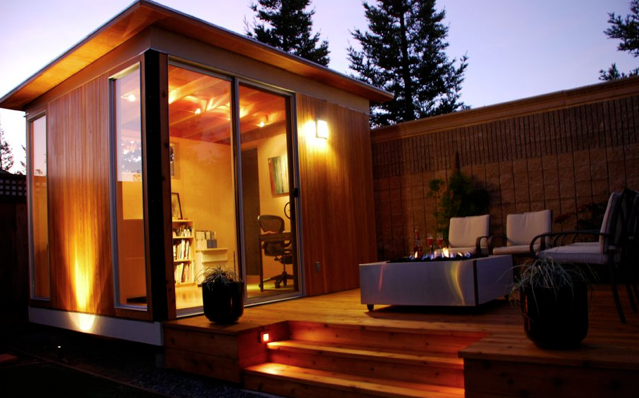 Environmentally Friendly Modular Built Home The Ecofabulous Home