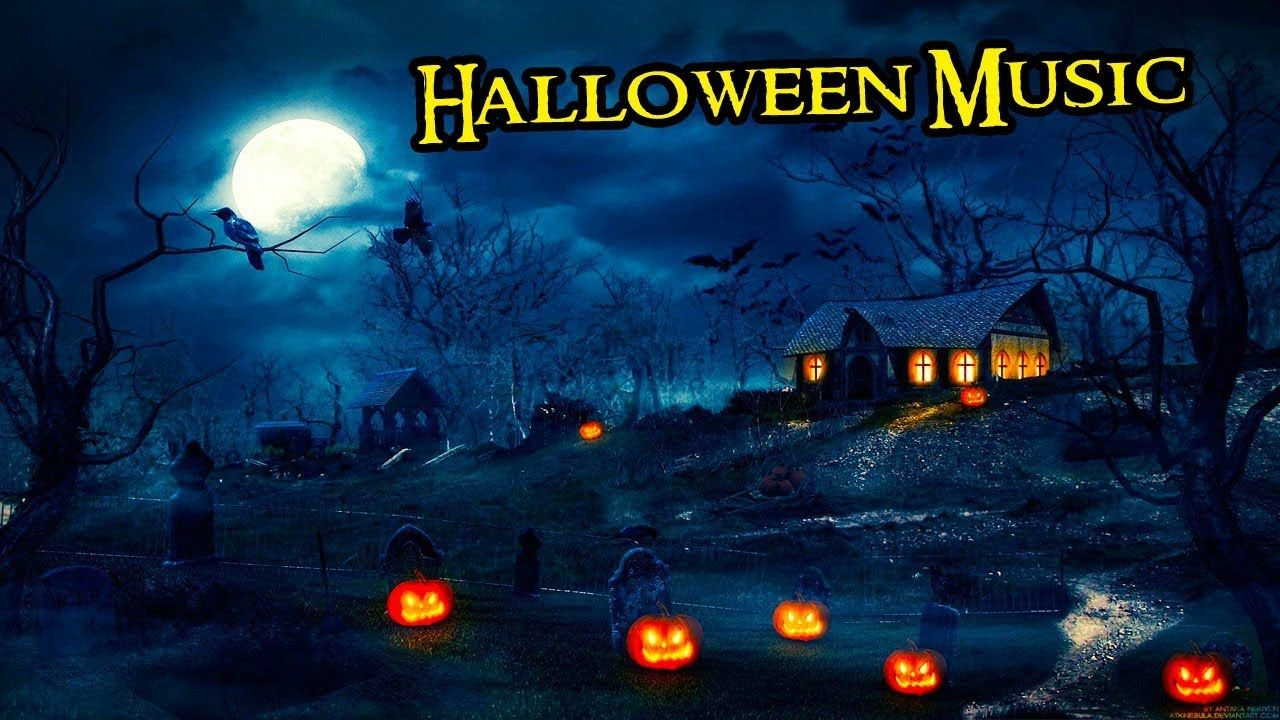 Dark Music Halloween Music | Halloween wallpaper ...