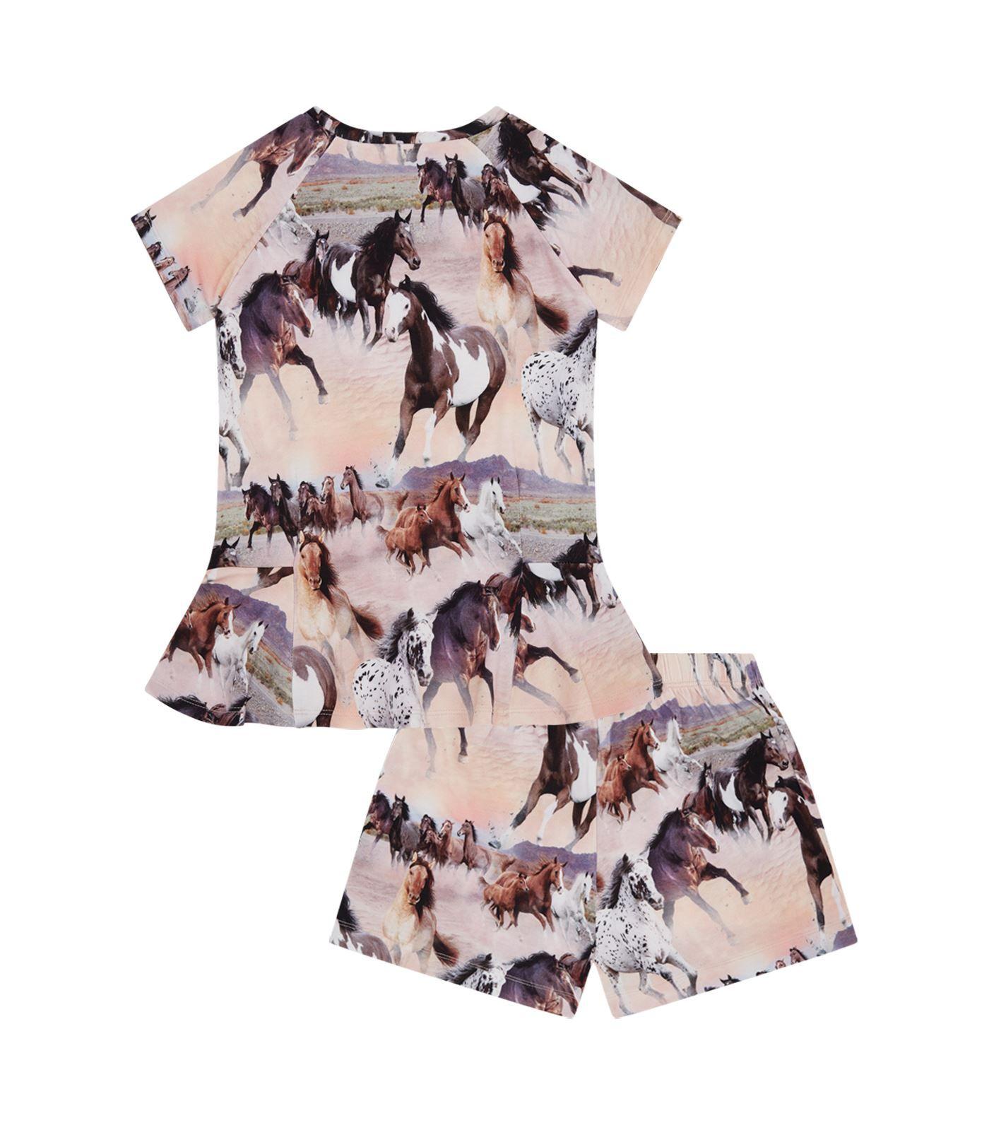 016ff427ade7 Molo Wild Horses Pyjama Set  AD