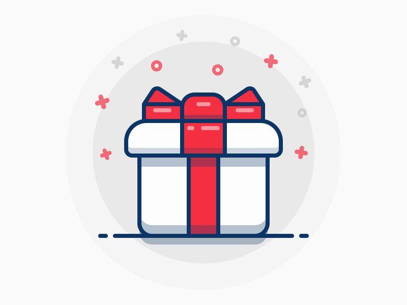 Gift Box Gift Box Design Gift Logo Gift Vector