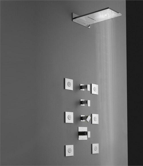 Aqua Sense Electronic Shower System Graff 3 Nice Look