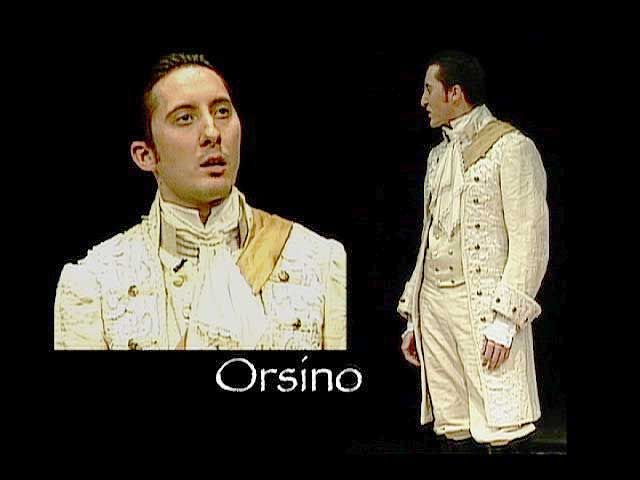 characters in shakespeare s twelfth night 0orsino's household 1orsino, duke of illyria (sometimes called count orsino) 2 curio and 3valentine, lords attending on orsino 4lords, attendants.