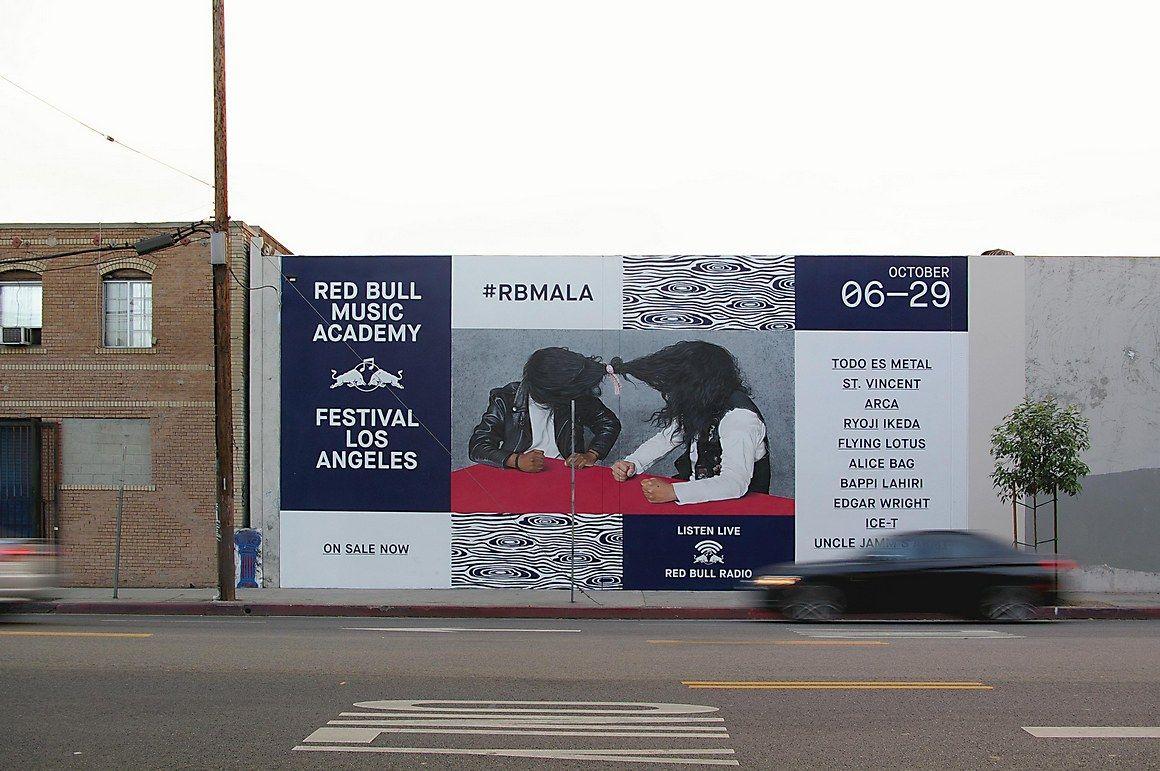 Los Angeles Ndash Based Design Studio Public Library Creates A Unique Ooh Campaign That Allows The Creative Voice To Run Wild In 2020 Poster S Design Graphic Design