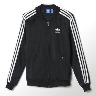 adidas Superstar Track Jacket | adidas US | Adidas jacket