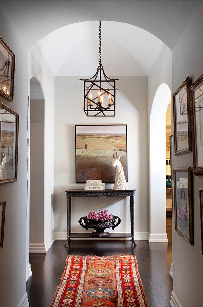 Inspiring Interior Paint Color Ideas Benjamin Moore Overcast