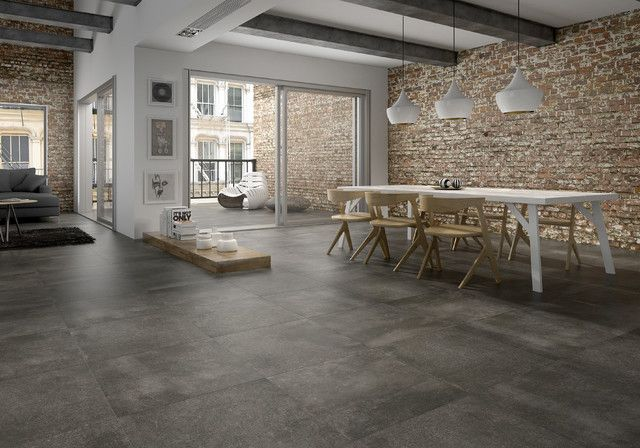 New York Loft With Tiles On The Floor Tile Trends The Coverings