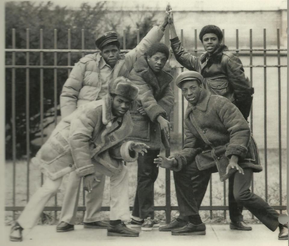 Tilden HS, East Flatbush, Brooklyn. 1980. Sheepskin coats ...