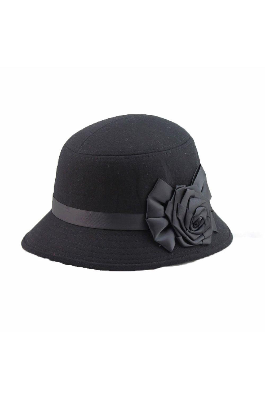 83fad8335c0 Click to Buy    NEW Fashion Elegant Women Ladies Flower Rose Bucket ...