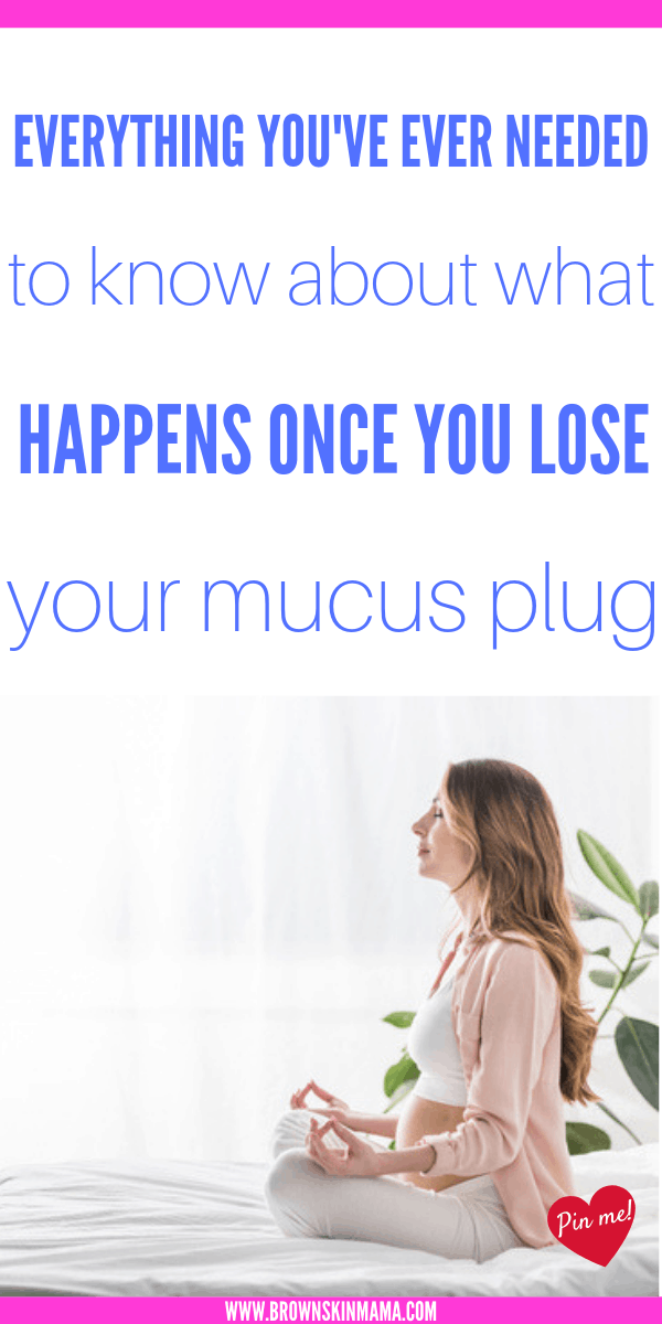 Bloody Mucus Plug: Do You Know What It Is? | Pregnancy