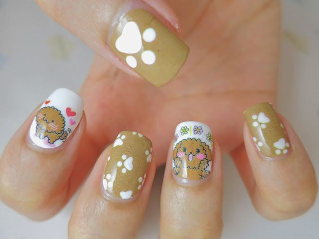 Nail Art Tutorials For Hundreds Of Designs And Also Some Random Things About Food Travelling