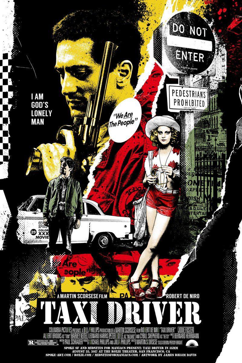 """Taxi Driver"" by James Rheem Davis Taxi driver, Classic"