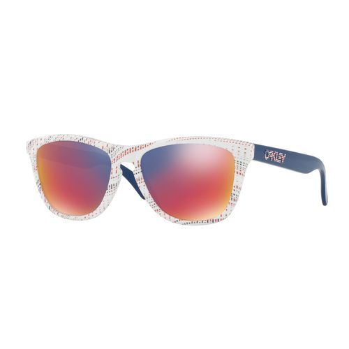 a6704efde8 ... amazon oakley frogskins sunglasses white red case sunglasses at academy  sports 3b8e4 7f512