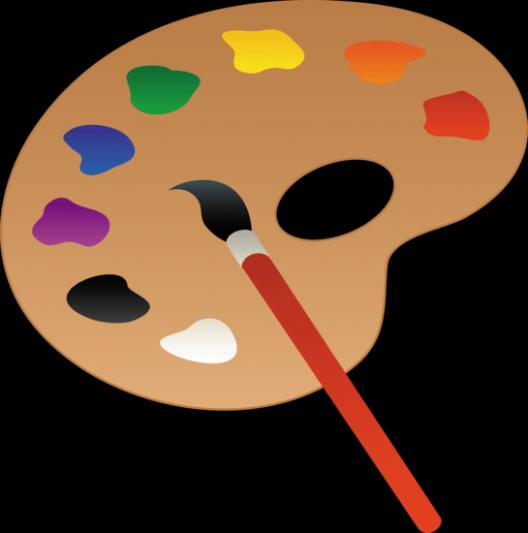 The Ultimate Revelation Of Paint Palette Clipart Paint Palette Clipart Artist Palette Free Clip Art Clip Art