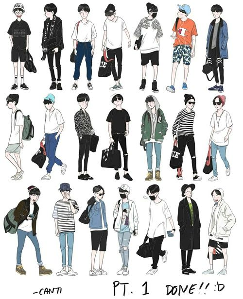 Shared By Sunny Find Images And Videos About Fashion Kpop And Bts On We Heart It The App To Get Lost In Art Clothes Fashion Drawing Fashion Design Drawings