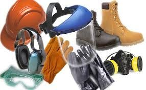 Ppe Signs Symbols For Personal Protective Equipment Personal Protective Equipment Workplace Accident Safety Shoes