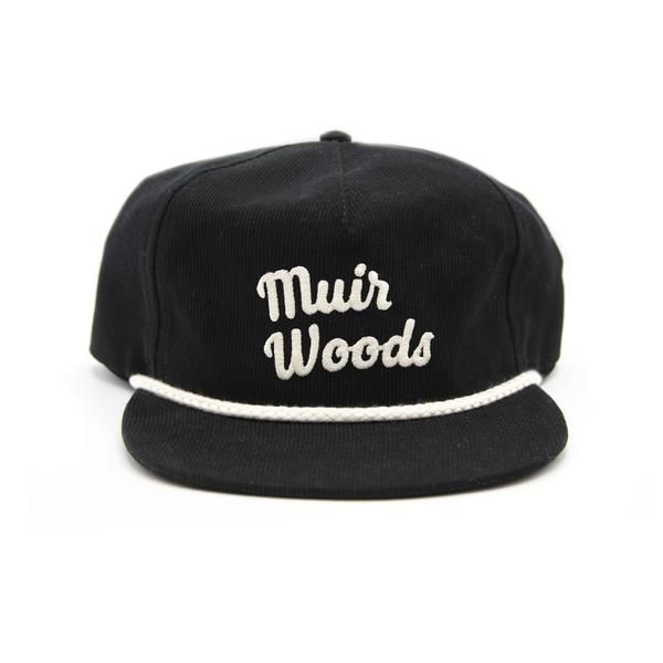 5015d51187e7aa Muir Woods Throwback Cord Hat | Parks Project | National Parks Hats