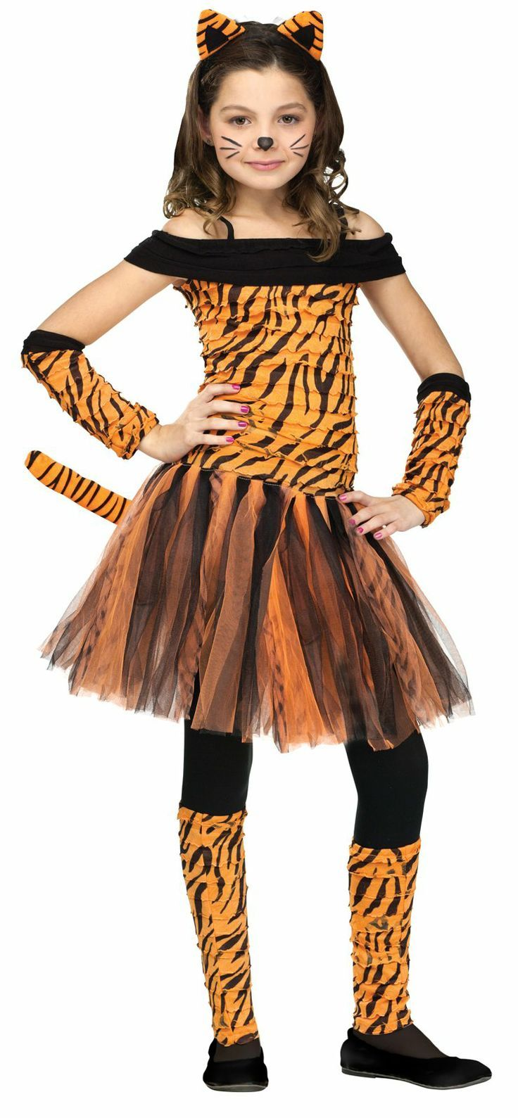 Pinterest for tiger costumes 13 year old girl halloween for Halloween costume ideas for 12 year olds