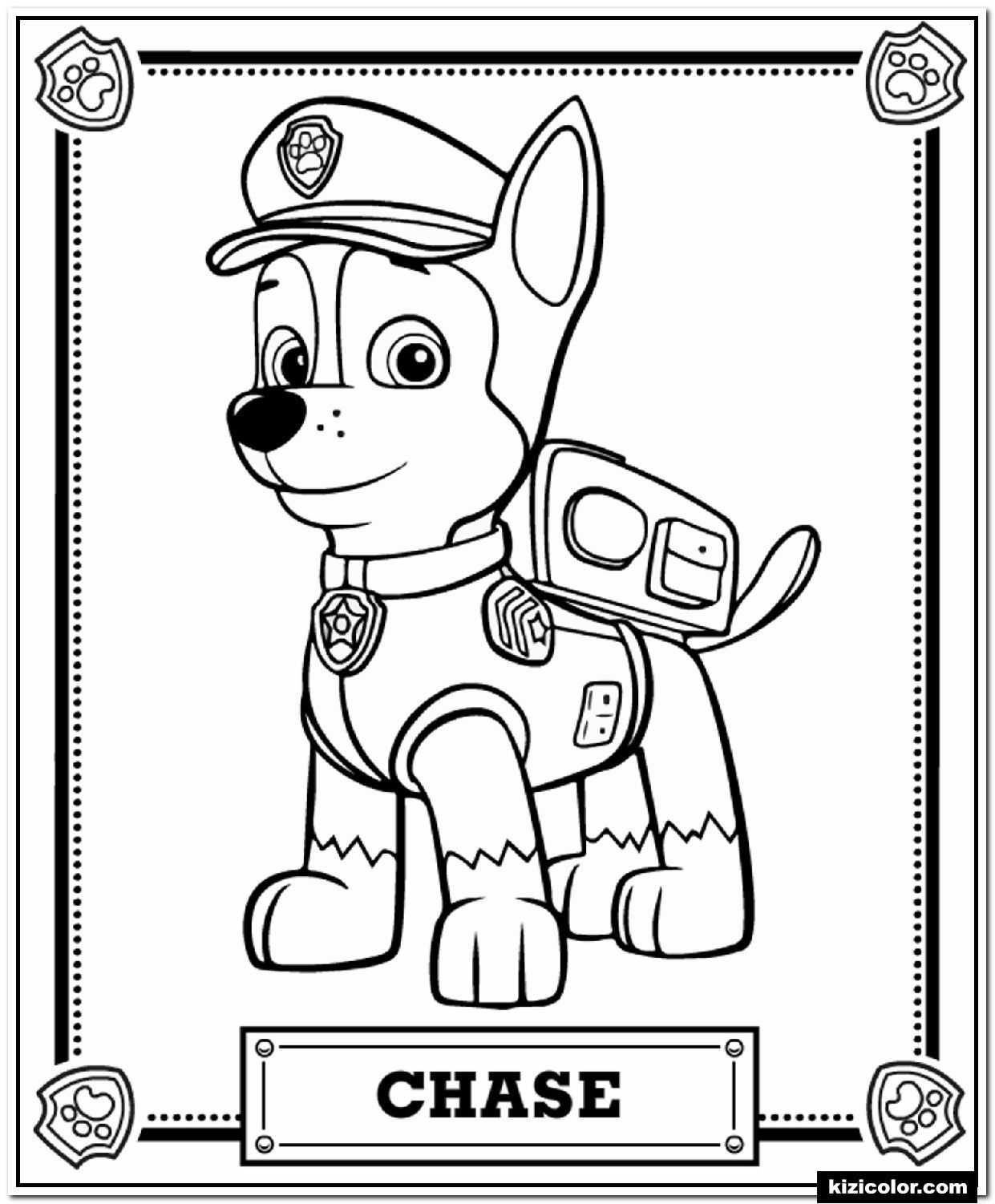 Marshall Paw Patrol Coloring Page Youngandtae Com Paw Patrol Coloring Paw Patrol Coloring Pages Paw Patrol Printables