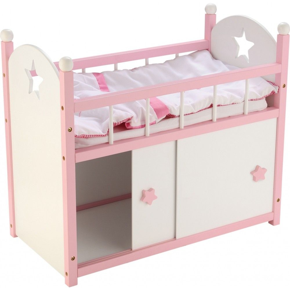 cama para mu ecas juguetes cl sicos para princesas. Black Bedroom Furniture Sets. Home Design Ideas