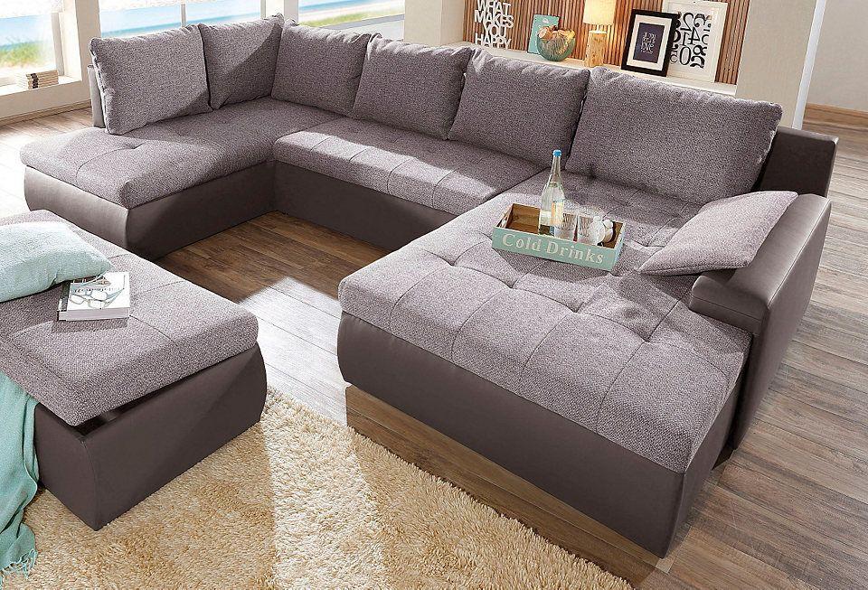 sitmore Wohnlandschaft, wahlweise in XL oder XXL Jetzt bestellen - big sofa oder wohnlandschaft