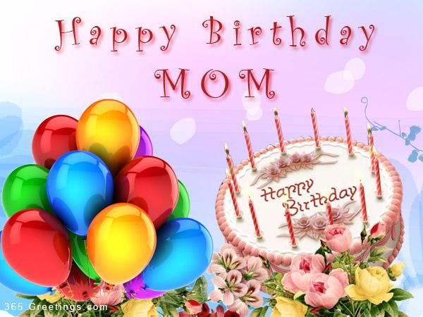 17 Best images about Birthday Mom – Birthday Greetings for Mother