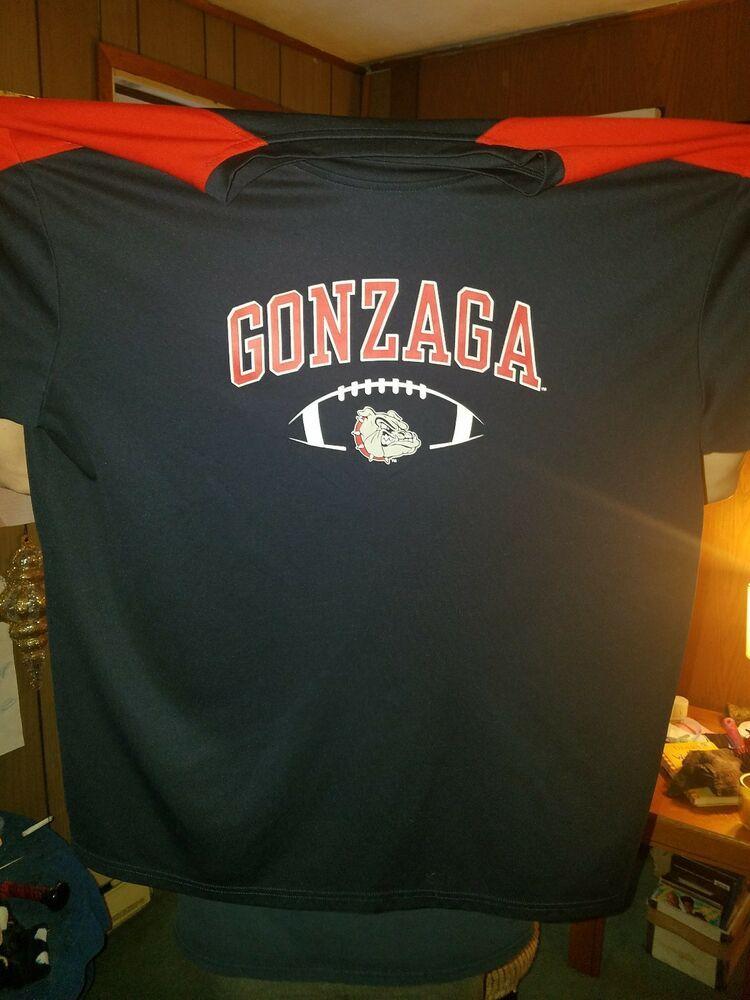 Gonzaga football jersey fashion clothing shoes