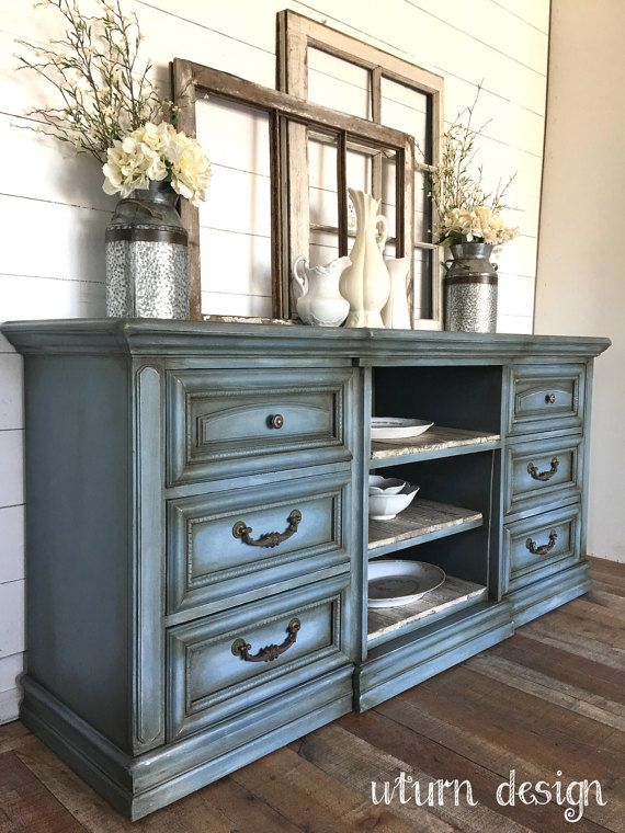 Remarkable Sold French Country Buffet Tv Console Entryway By Download Free Architecture Designs Scobabritishbridgeorg