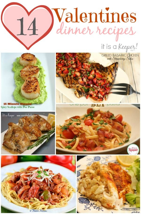 14 Valentines Dinner Recipes You Can Make At Home