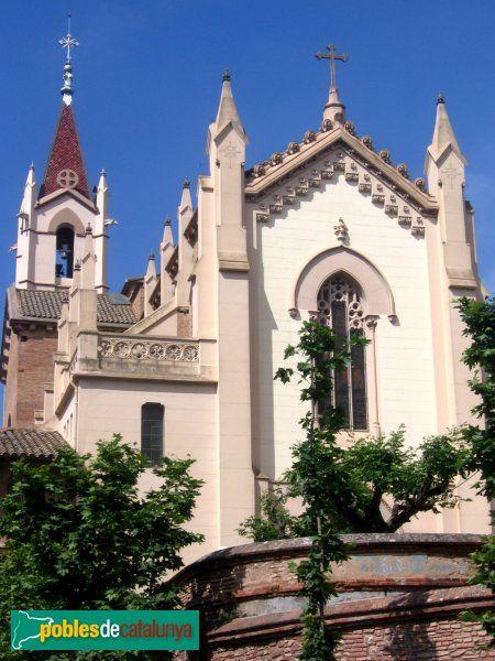 Torrelles - Església